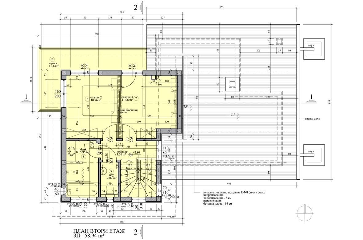 City View Orlando Floor Plans: Unique Design! Three Bedroom Villa With Exquisite Lake